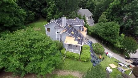 Drone Roofer