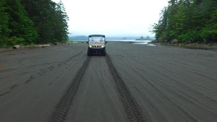 Talon Lodge ATV Excursion - Experience Alaska