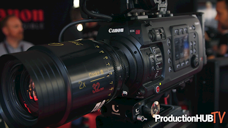 Canon Provides C700 FF Upgrades & CarePAK Programs at Cine Gear 2018