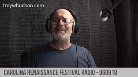 Carolina Renaissance Festival Radio - Raw Reads