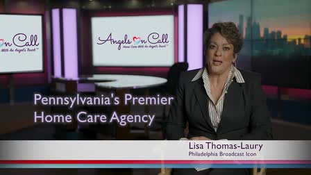 Angels on Call - Lisa Thomas-Laury