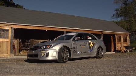 "Subaru WRX STI Isle of Man - ""An STI on Steroids"""
