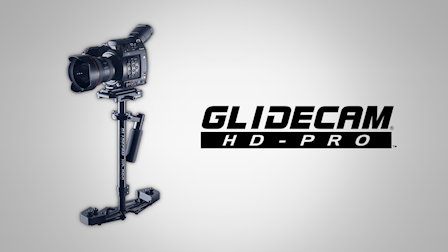 Glidecam Showcases the New Glidecam HD-PRO Hand-Held Stabilizer at Cine Gear 2018
