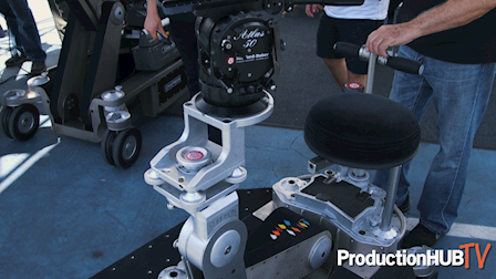 Chapman/Leonard Showcases Their New Super PeeWee IV Plus Dolly at Cine Gear 2018
