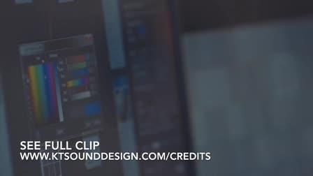 KT Sound Production Reel