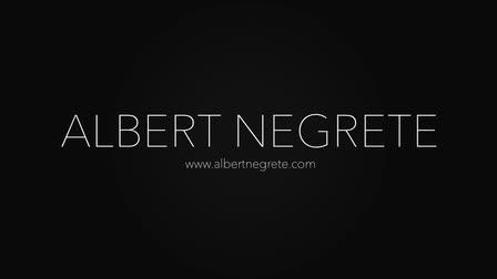 Albert Negrete Video Reel 2018