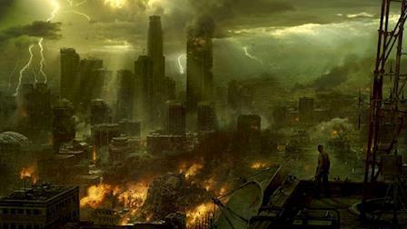 Post-Apocalypse City