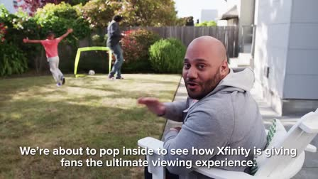 Sports-CBS Interactive, Xfinity by Comcast Smart Home