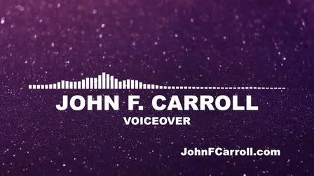 John F. Carroll - Commercial Demo