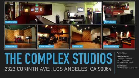 The Complex Studios - Brochure