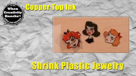 Shrink Plastic Jewelry