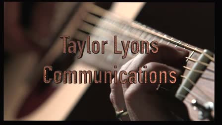 Taylor Lyons Communications Promo Open
