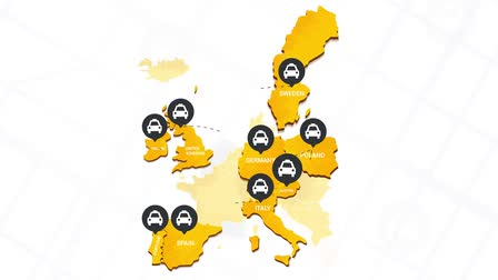 MyTaxi Cross Border – Animated Explainer Video