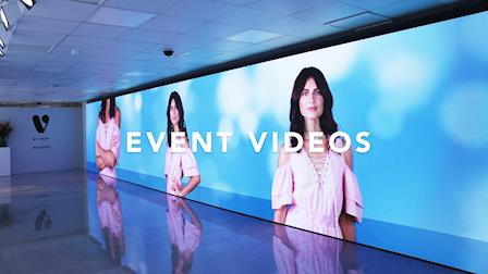 Video for Events & Event Visuals