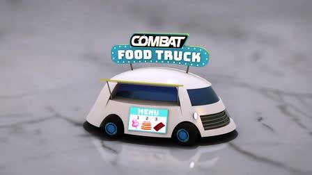 CombatMax - Food Truck