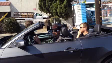 Robert Streeper's Stunt Driving Reel