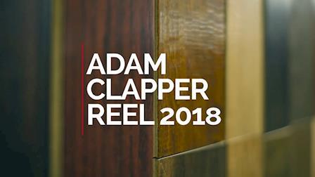 2018 Showreel - Adam Clapper