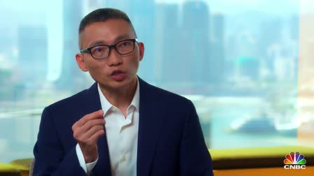 CNBC Meets | Defining Values: Charles Chen Yidan