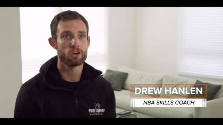 Drew Hanlen Trains NBA G League Players