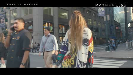 Maybelline New York Campaign