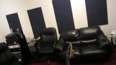 Rome Recording Studio Tour