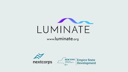 Luminate - NextCorps - Photonics, Imaging and Optics