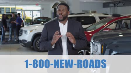 New Roads Auto Loans ft. Jerome Bettis