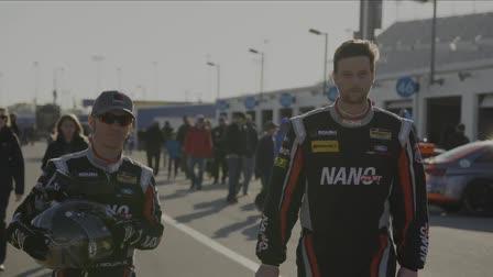 ROUSH Racing / KohR Motorsports Products racing team at Daytona