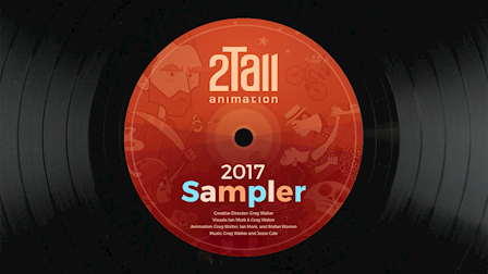 2Tall Animation Reel
