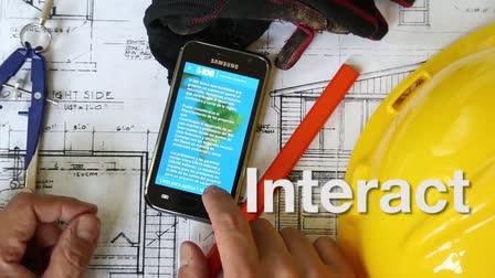 IDB Mobil Finance App.