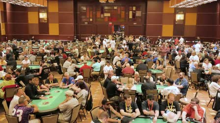 Vegas Poker Tournament