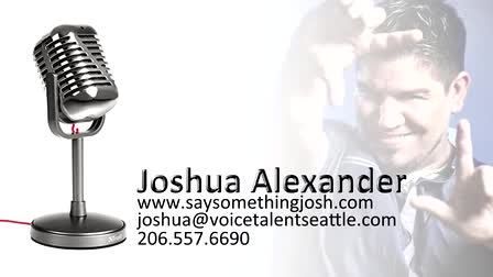 Joshua Alexander Demo Reel