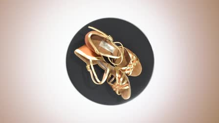 Aida Latin Dance Shoes