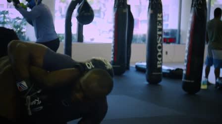 "UFC Fighter Kamaru Usman ""Nigerian Nightmare"""
