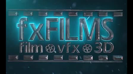 FxFILMS and Sunset Media Logo Design