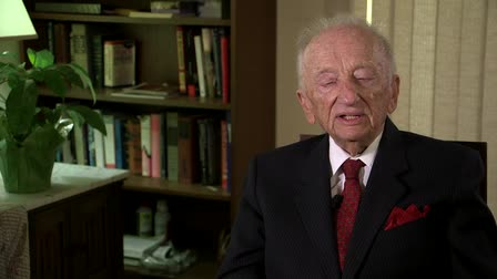 Ben Ferencz, Prosecutor from the Nuremburg Trials