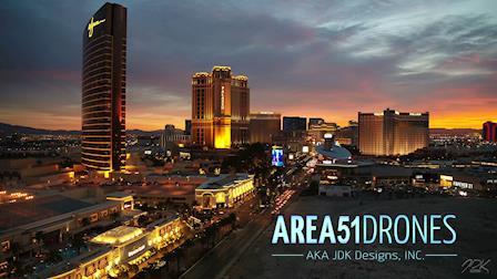 FAA Licensed Expert Drone Pilot Las Vegas Area51Drones.com 702-845-3291