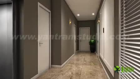Walk Through Animation of Interior & Exterior using Drone Video by Architectural Design Studio