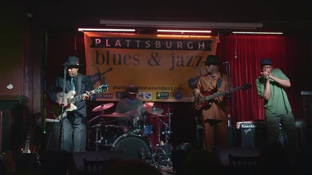 Plattsburgh Blues & Jazz Presents: John Primer and the Real Deal Band