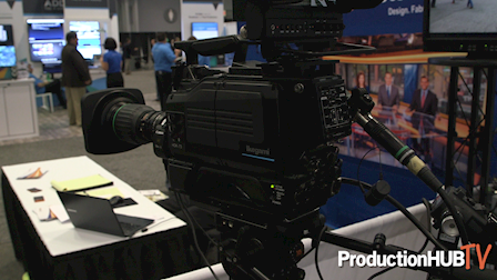 Ikegami Showcases UHK-430 4K & HDK-73 HD Cameras and 4K HDR Monitors at NAB NY 2018