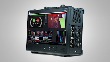 Production Bot Showcases the Switch 8 Portable Live Production Switcher at NAB NY 2018