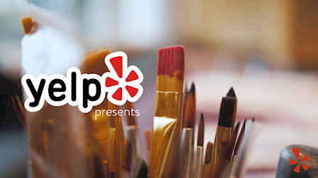 Yelp's Art in Action 2017 Event Promo