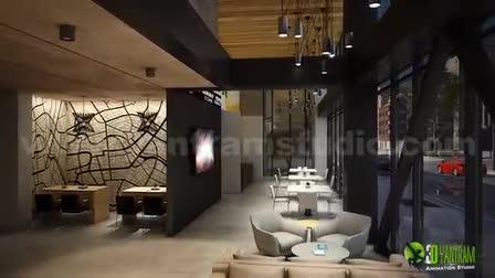 3D Interior & Exterior Walkthrough of Residential Apartment by Yantram 360 Walkthrough, Dubai - UAE