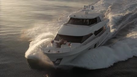 Ocean Alexander 100 FlyBridge