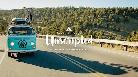 Basin & Range Unscripted: Carabiner Coffee