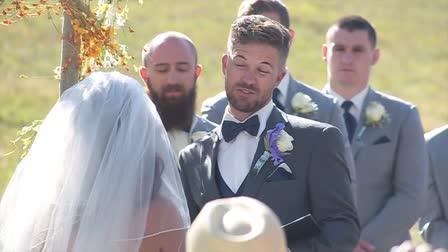 Fall Mountain Wedding in Glenwood Springs Colorado