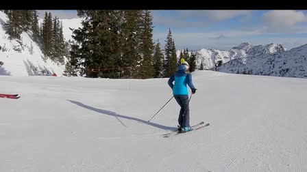 Go Pro Hero Black 6 P.O.V Skiing