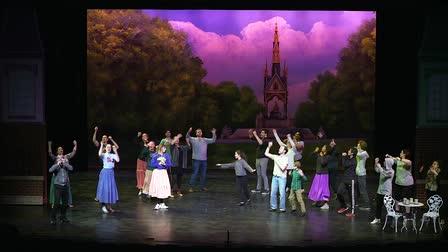 "Booth Tarkington Civic Theatre presents: Disney & Cameron Mackintosh's ""Mary Poppins"""