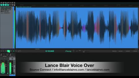 Commercial Voice Over Reel by Lance Blair