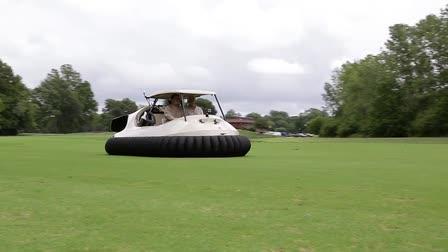 H2 Hovercraft